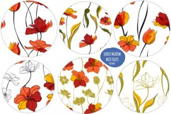 Sunset Meadow of Tulips Product Image 6