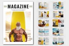 Creative Magazine Template Product Image 1