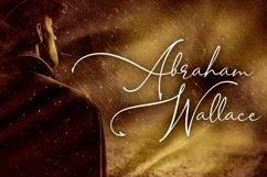 Beautiful Script - Asmelina Harley Font Product Image 5