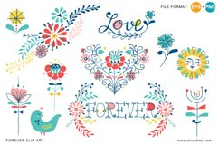 Forever Clip Art and Vector Art Product Image 2