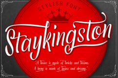 Staykingston Product Image 1