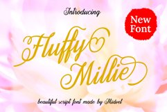 Fluffy Millie Product Image 1