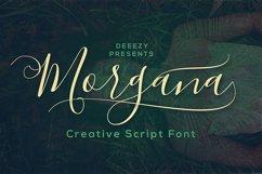 Morgana Script Font Product Image 1