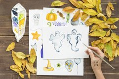 HALLOWEEN WATERCOLOR COLLECTION Product Image 6