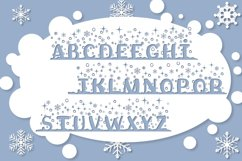 Christmas Mornings | Winter & Christmas Font with Extras Product Image 2