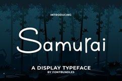 Web Font Samurai Product Image 1