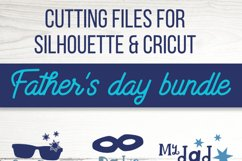 Father's day bundle, great quotes for dads, cutting files Product Image 7