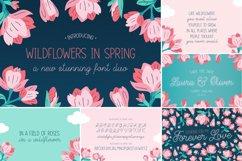 The Floral Craft Font Bundle Product Image 2
