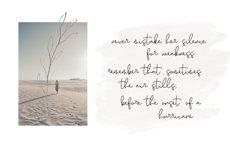 Earthy - A Handwritten Script Font Product Image 3