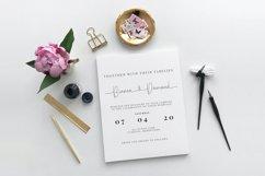 Miya Wayne - Modern Lovely Script Font Product Image 2