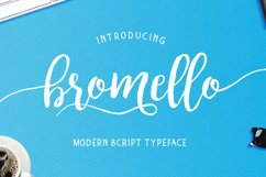 bromello typeface Product Image 2