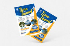 Holiday Travel #01 Print Templates Pack Product Image 2