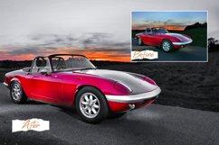 12 Automotive Mood Photoshop Actions, ACR, LUT Presets V.1 Product Image 5