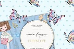 Forest Life Patterns Product Image 7
