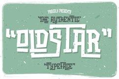 Web Font Oldstar Typeface Product Image 1