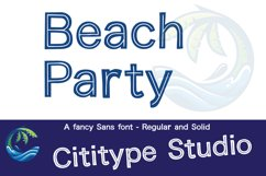 Beach Party Product Image 1