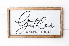 Modern Farmhouse SVG Sign Making Bundle Product Image 6