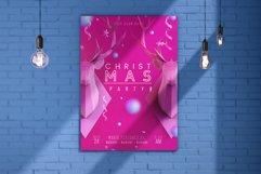 Incarnadine Christmas / Layered PSD Product Image 4