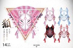 Japanese Demon Fox Product Image 3