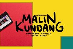 Malin Kundang - Fun Comic Font Product Image 2