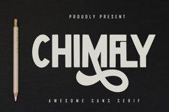 Chimfly - Awesome Sans Serif Product Image 1