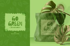 Greenplace Font Product Image 2
