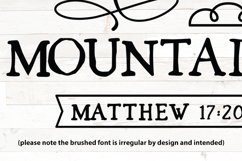 bible verse svg, Faith can move mountains, matthew 17 20 Product Image 2