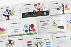 Tree Infographic Powerpoint Template Product Image 5