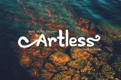 Artless - Handwritten Font Product Image 1