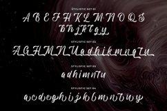 Backrush - Handbrush Script Font Product Image 3