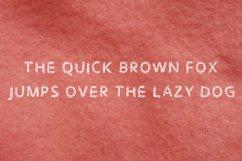 Curler handwritten font Product Image 4