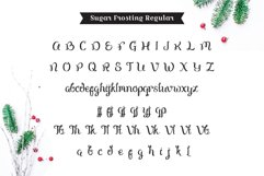 Sugar Frosting Font Trio Product Image 3