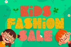 Party Kids - Gaming Font Product Image 3