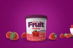 Ice Cream Cup Mockup Product Image 3