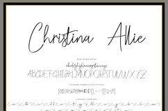 Christina Allie Product Image 5