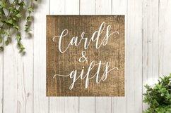 Wedding SVG Cut File Bundle for Signs Product Image 5