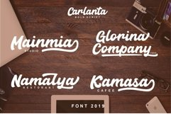 Carlanta Bold Script Product Image 2
