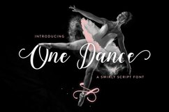 One Dance  Product Image 1