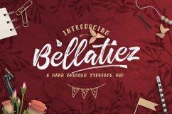 Bellatiez Font Duo Product Image 1