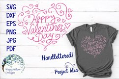 Happy Valentine's Day SVG Product Image 1