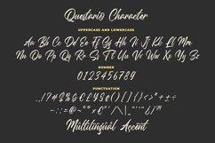 Questario - Stylish Script Font Product Image 6