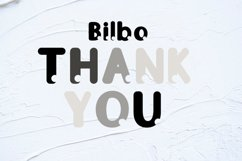Bilbo Cartoon Product Image 3