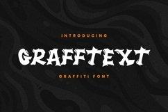 Web Font Grafftext Font Product Image 1