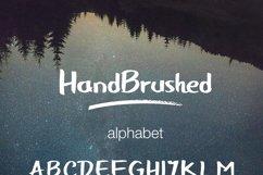 HandBrushed Font Product Image 2