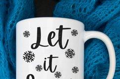 Winter SVG Bundle | Snowflake Svg | Winter Sign SVG Product Image 4