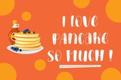 Pancake Mango - Handwritten Font Product Image 3