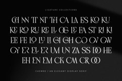 Chemre - Elegant Serif Product Image 6
