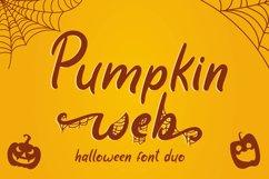 Pumpkin Web Product Image 1