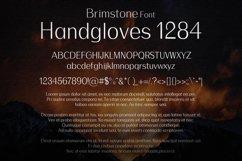 Brimstone Font Product Image 2