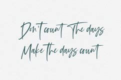 Tuesday Vibes - Handwritten Font Product Image 6